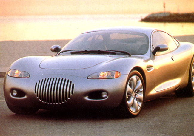 chrysler  les concept cars