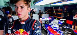 Interview exclusive Pierre Gasly